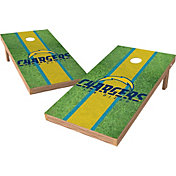 Wild Sports 2' x 4' San Diego Chargers XL Tailgate Bean Bag Toss Shields