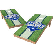 Wild Sports 2' x 4' Christopher Newport Captains XL Tailgate Bean Bag Toss Shields