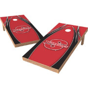 Wild Sports 2' x 4' Cal State Stanislaus Warriors XL Tailgate Bean Bag Toss Shields