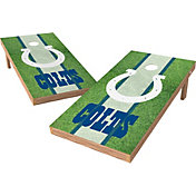 Wild Sports 2' x 4' Indianapolis Colts XL Tailgate Bean Bag Toss Shields