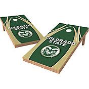 Wild Sports 2' x 4' Colorado State Rams XL Tailgate Bean Bag Toss Shields