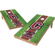 Wild Sports 2' x 4' Colgate Raiders XL Tailgate Bean Bag Toss Shields