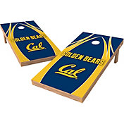 Wild Sports 2' x 4' Cal Golden Bears XL Tailgate Bean Bag Toss Shields