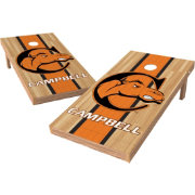 Wild Sports 2' x 4' Campbell Fighting Camels XL Tailgate Bean Bag Toss Shields