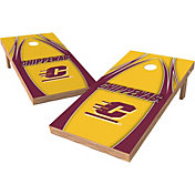 Wild Sports 2' x 4' Central Michigan Chippewas XL Tailgate Bean Bag Toss Shields