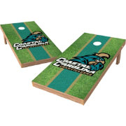 Wild Sports 2' x 4' Coastal Carolina Chanticleers XL Tailgate Bean Bag Toss Shields