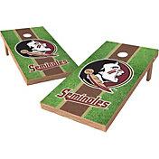 Wild Sports 2' x 4' Florida State Seminoles XL Tailgate Bean Bag Toss Shields