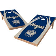 Wild Sports 2' x 4' Georgetown Hoyas XL Tailgate Bean Bag Toss Shields
