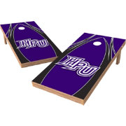 Wild Sports 2' x 4' High Point Panthers XL Tailgate Bean Bag Toss Shields