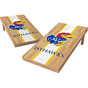 Wild Sports 2' x 4' Kansas Jayhawks XL Tailgate Bean Bag Toss Shields