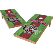 Wild Sports 2' x 4' Lafayette Leopards XL Tailgate Bean Bag Toss Shields