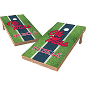 Wild Sports 2' x 4' Ole Miss Rebels XL Tailgate Bean Bag Toss Shields