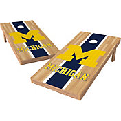 Wild Sports 2' x 4' Michigan Wolverines XL Tailgate Bean Bag Toss Shields