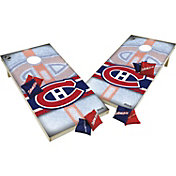 Wild Sports 2' x 4' Montreal Canadiens XL Tailgate Bean Bag Toss Shields