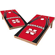 Wild Sports 2' x 4' Nebraska Cornhuskers XL Tailgate Bean Bag Toss Shields