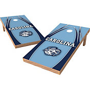 Wild Sports 2' x 4' North Carolina Tar Heels XL Tailgate Bean Bag Toss Shields
