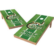 Wild Sports 2' x 4' UNC Charlotte 49ers XL Tailgate Bean Bag Toss Shields
