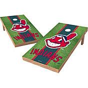 Wild Sports 2' x 4' Cleveland Indians XL Tailgate Bean Bag Toss Shields
