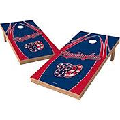 Wild Sports 2' x 4' Washington Nationals XL Tailgate Bean Bag Toss Shields