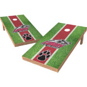 Wild Sports 2' x 4' New Mexico Lobos XL Tailgate Bean Bag Toss Shields