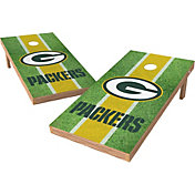 Wild Sports 2' x 4' Green Bay Packers XL Tailgate Bean Bag Toss Shields