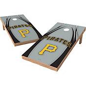 Wild Sports 2' x 4' Pittsburgh Pirates XL Tailgate Bean Bag Toss Shields