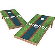Wild Sports 2' x 4' New England Patriots XL Tailgate Bean Bag Toss Shields