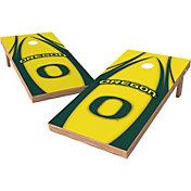 Wild Sports 2' x 4' Oregon Ducks XL Tailgate Bean Bag Toss Shields