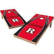 Wild Sports 2' x 4' Rutgers Scarlet Knights XL Tailgate Bean Bag Toss Shields