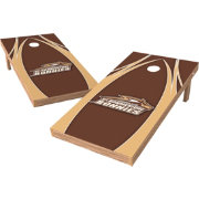 Wild Sports 2' x 4' St. Bonaventure Bonnies XL Tailgate Bean Bag Toss Shields
