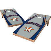 Wild Sports 2' x 4' Houston Astros XL Tailgate Bean Bag Toss Shields