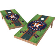 Wild Sports 2' x 4' Houston Astros XL Tailgate Bean Bag Toss Shields