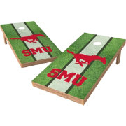 Wild Sports 2' x 4' Southern Methodist Mustangs XL Tailgate Bean Bag Toss Shields