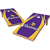 Wild Sports 2' x 4' Minnesota Vikings XL Tailgate Bean Bag Toss Shields