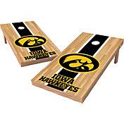 Wild Sports 2' x 4' Iowa Hawkeyes XL Tailgate Bean Bag Toss Shields