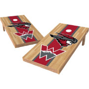 Wild Sports 2' x 4' Western Colorado Mountaineers XL Tailgate Bean Bag Toss Shields