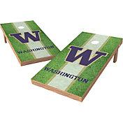Wild Sports 2' x 4' Washington Huskies XL Tailgate Bean Bag Toss Shields