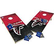 Wild Sports 2' x 4' Atlanta Falcons XL Tailgate Bean Bag Toss Shields