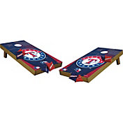Wild Sports 2' x 4'  Texas Rangers Tailgate Bean Bag Toss Shields