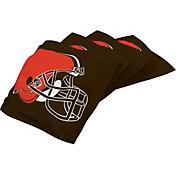 Wild Sports Cleveland Browns XL Cornhole Bean Bags