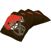 Wild Sports Cleveland Browns XL Cornhole Bean Bags