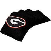 Wild Sports Georgia Bulldogs XL Cornhole Bean Bags