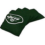 Wild Sports New York Jets XL Cornhole Bean Bags