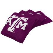 Wild Sports Texas A&M Aggies XL Cornhole Bean Bags