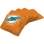 Wild Sports Miami Dolphins XL Cornhole Bean Bags