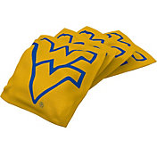 Wild Sports West Virginia Mountaineers XL Cornhole Bean Bags