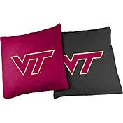 Wild Sports Virginia Tech Hokies XL Bean Bags