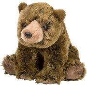 Wild Republic Cuddlekin Grizzly Bear Stuffed Animal