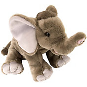 Wild Republic Cuddlekin Elephant Baby Stuffed Animal