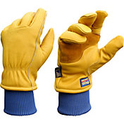 Wells Lamont HydraHyde Grain Cowhide Gloves